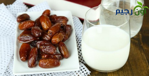 dates-and-milk-diet-